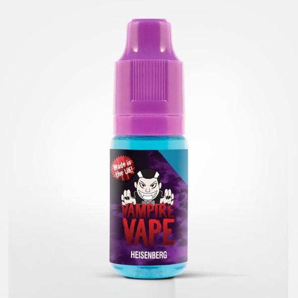 """Vampire Vape """"Heisenberg"""" Liquid 10ml"""