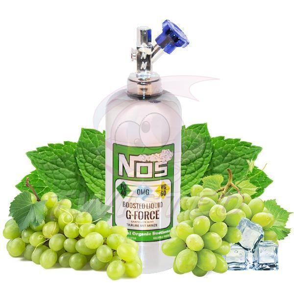 NOS G-Force Premium Liquid 60ml 0mg