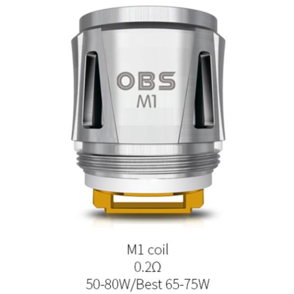 OBS Cube WS-M M1 0,2 Ohm Verdampferkopf