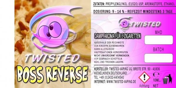 Twisted Aroma Boss Reverse 10ml