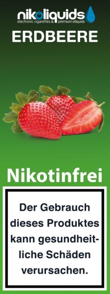 10ml Erdbeere