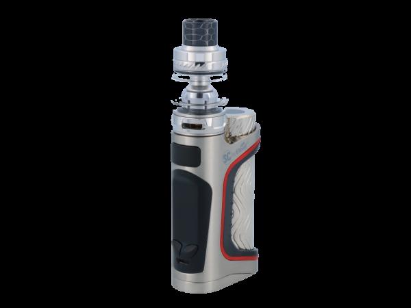 SC iStick Pico S mit Ello Vate E-Zigaretten Set Silber