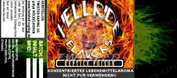 Hellride Aroma Reptile Poison 10ml