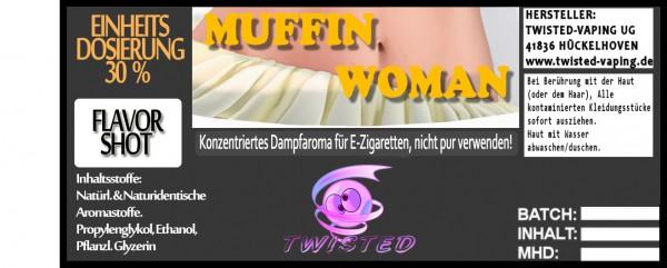 Twisted Aroma Muffin Woman FlavorShot 5ml