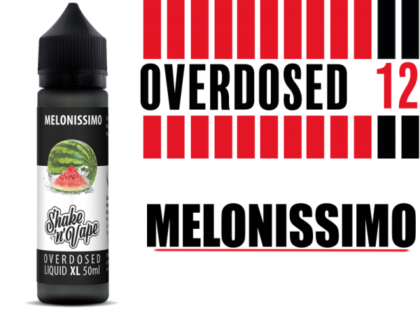 Overdosed 12 - Melonissimo
