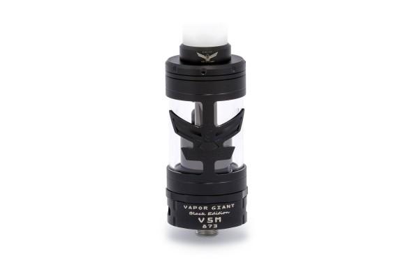 Vapor Giant v5 M RTA Verdampfer Black Edition
