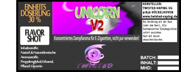 Twisted Aroma Unicorn V2 FlavorShot