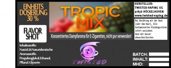 Twisted Aroma Tropic Mix FlavorShot 10ml  Eventuell nahes oder überschrittenes Haltbarkeitsdatum