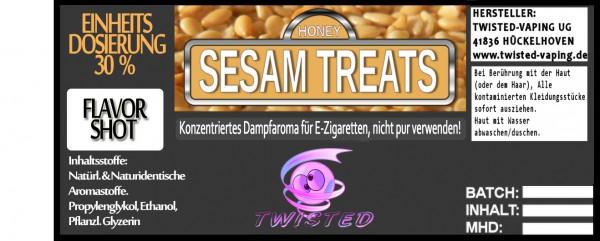 Twisted Aroma Honey Sesam Treats FlavorShot 5ml  Eventuell nahes oder überschrittenes Haltbarkeitsda