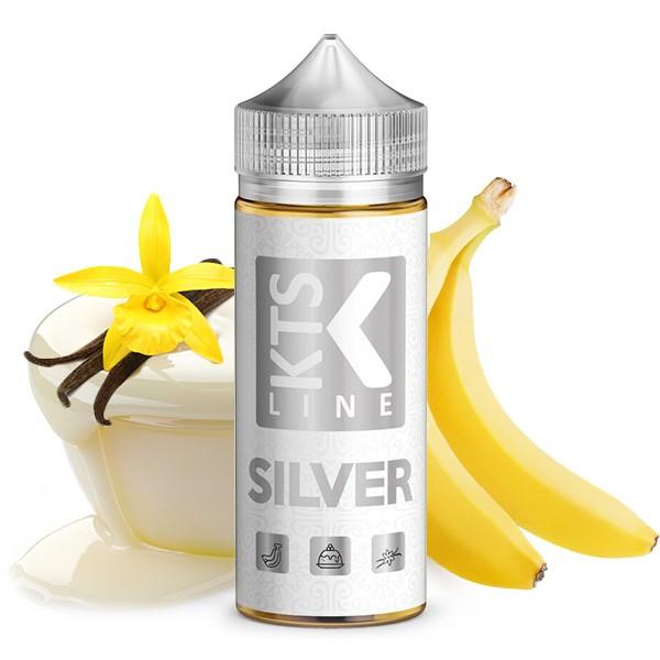 """KTS Line """"Silver"""" Longfill 30ml"""