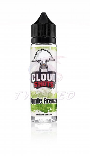 Cloud Shots Apple Freeze Short-Fill 50ml