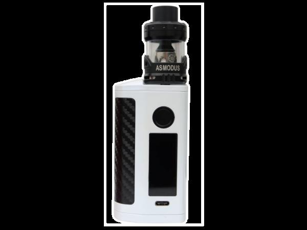 AsMODus Minikin V3S mit Viento E-Zigaretten Set Weiß