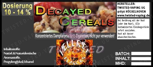 Hellride Decayed Cereals 10ml