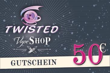 Gutschein Online-Shop 50 Euro