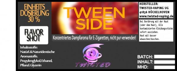 Twisted Aroma Tweenside FlavorShot 5ml  Eventuell nahes oder überschrittenes Haltbarkeitsdatum
