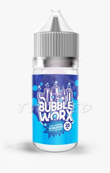 Bubbleworx Blue Raspberry Short-Fill 25ml