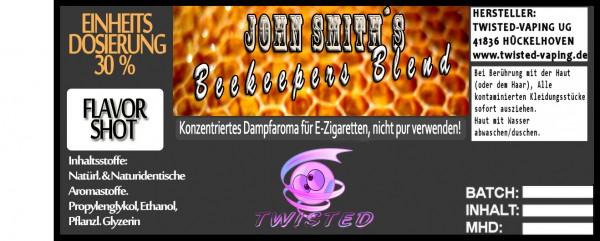 John Smith´s Blended Tobacco Flavor Beekeeper´s Blend FlavorShot 5ml