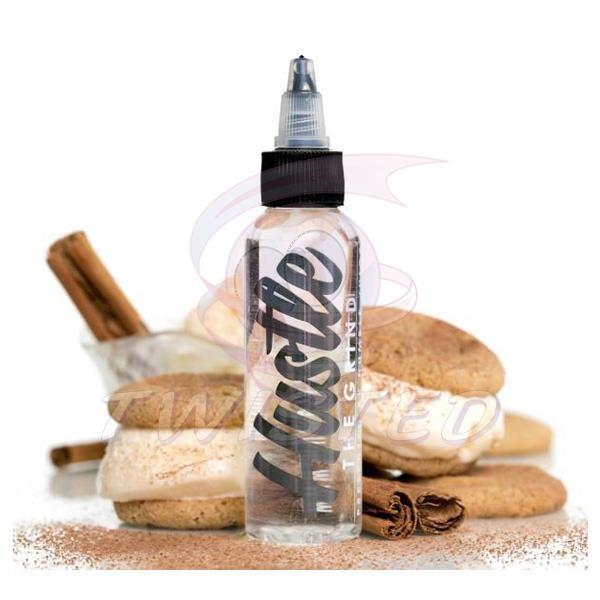 Hustle Juice The Grind Plus US Premium Liquid 100ml 0mg