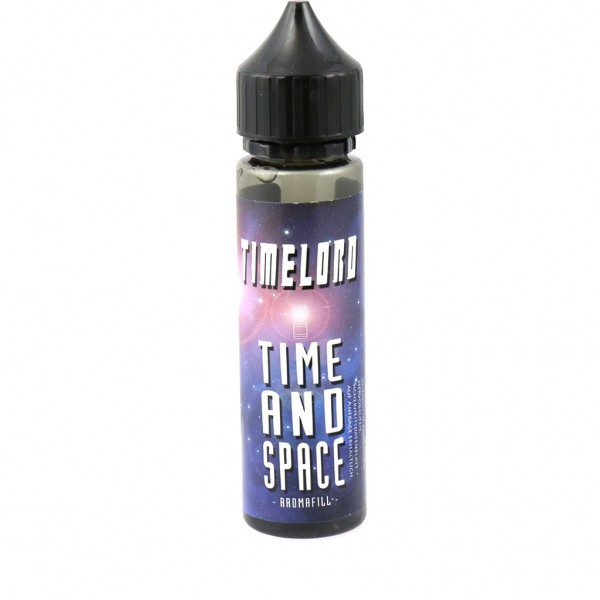 Timelord Time and Space E-Liquid 50ml 0mg