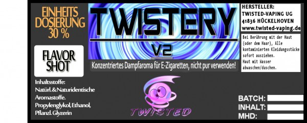 Twisted Aroma Twistery V2 FlavorShot