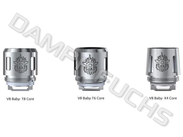 SMOK V8 Baby Q2 Core 0,4 Ohm Verdampferkopf