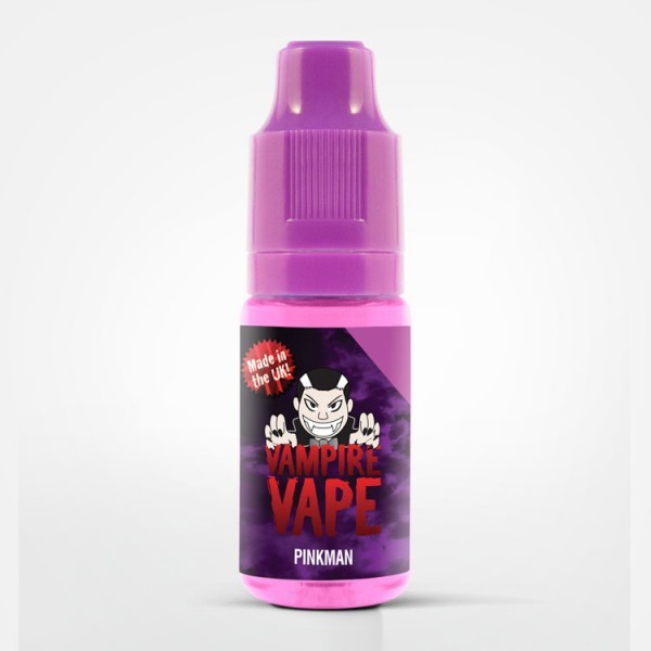 "Vampire Vape ""Pinkman"" Liquid 10ml"