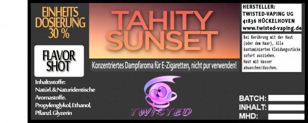 Twisted Aroma Tahity Sunset FlavorShot 5ml