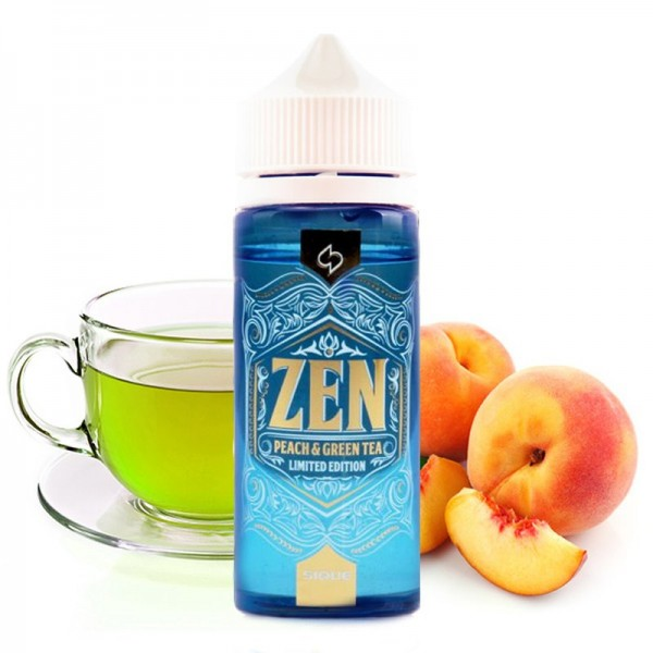 SIQUE Berlin E-Liquid - Zen 100ml 0mg