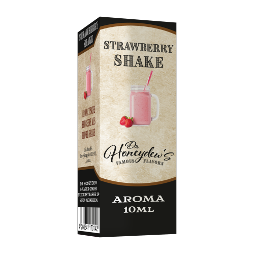 Strawberry Shake Dr. Honeydew