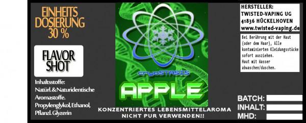 Cryostasis Aroma Apple FlavorShot 5ml
