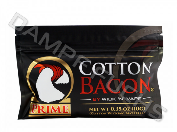 Cotton Bacon Prime Watte