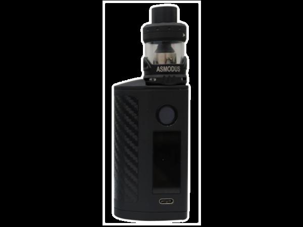AsMODus Minikin V3S mit Viento E-Zigaretten Set Schwarz