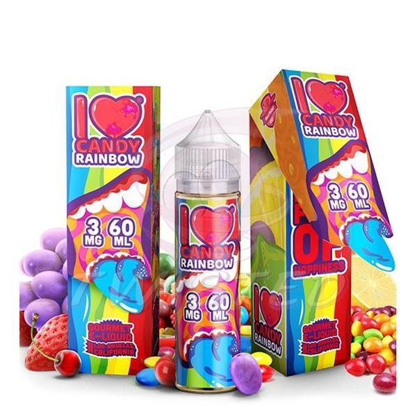 I Love Candy Rainbow US Premium Liquid 50ml 0mg