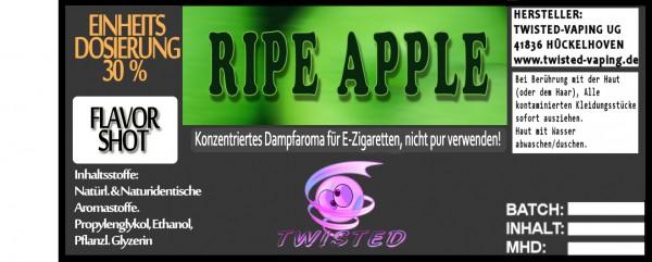 Twisted Aroma Ripe Apple FlavorShot