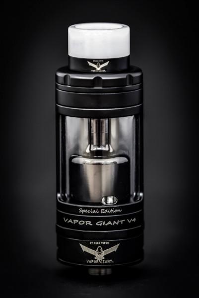 Vapor Giant Mini v4 RTA Verdampfer Black Edition