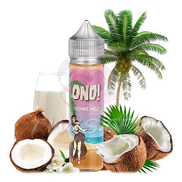 ONO! Coconut Milk US Premium Liquid 50ml 0mg