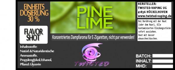 Twisted Aroma Pine Lime FlavorShot 5ml