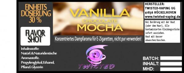 Twisted Aroma Vanilla Chocolate Mocca FlavorShot