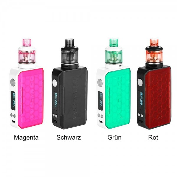 Wismec Sinuous V200 with Amor NSE Kit RotEAN: 4251610109980