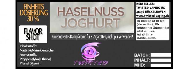 Twisted Aroma Haselnuss Joghurt FlavorShot 5ml