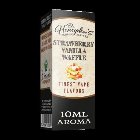 Strawberry Vanilla Waffle Dr. Honeydew
