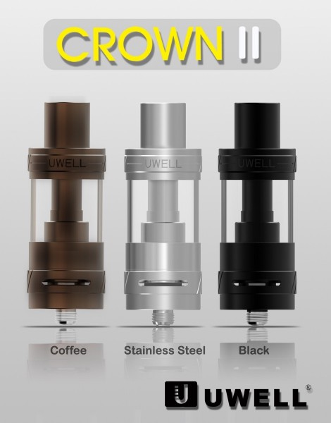 Uwell Crown 2 Verdampfer