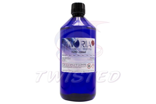 Avoria Deutsche Liquid Basen  0mg/ml VPG (75/25)