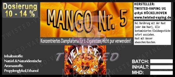 Hellride Mango No.5 10ml