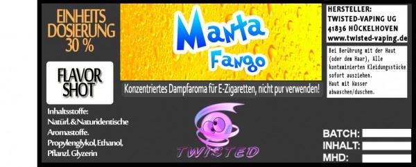 Twisted Aroma Manta Fango FlavorShot 5ml