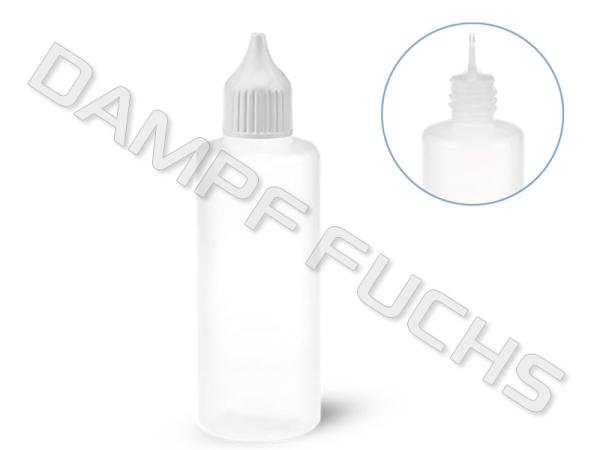 Rixius Flasche mit Dropper 100ml (leer Mischzubehör)