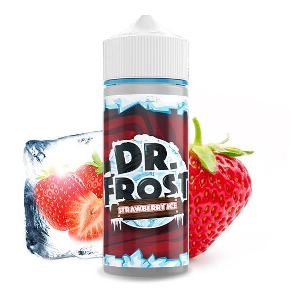 Dr.Frost Strawberry Milshake Shortfill