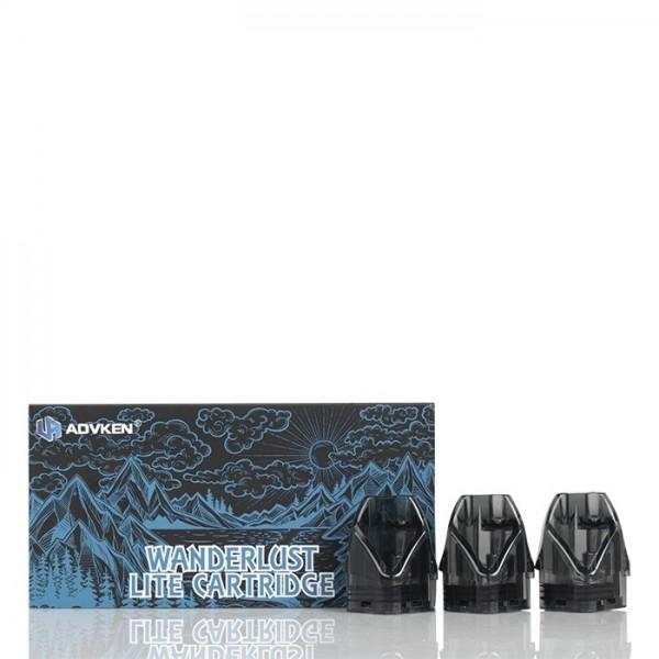 Advken Wanderlust Lite Cartridage 1,2 ohm 3er Pack