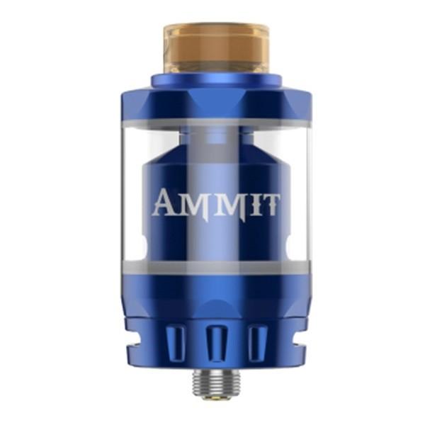 GeekVape Ammit Dual Coil RTA Selbstwickelverdampfer Blau