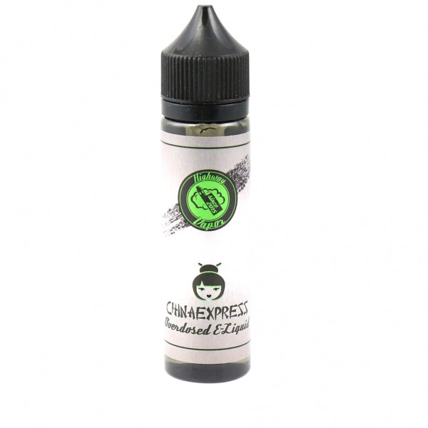 Highway Vapor Chinaexpress E-Liquid 50ml 0mg